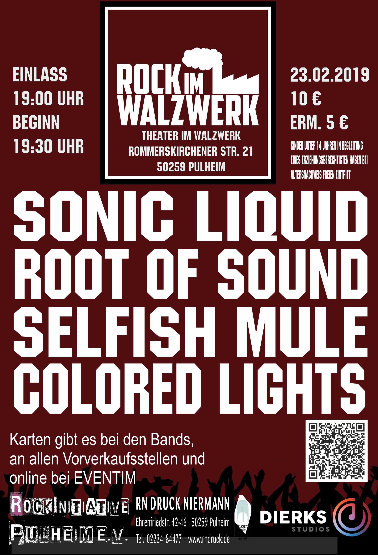 Rock im Walzwerk 23.02.2019
