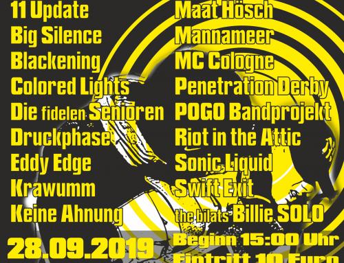 Rock für Toleranz Lineup 2019