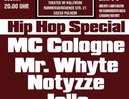 RiP im Walzwerk Hip Hop Special 2020