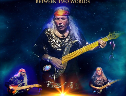 Uli Jon Roth – Interstellar Sky Guitar